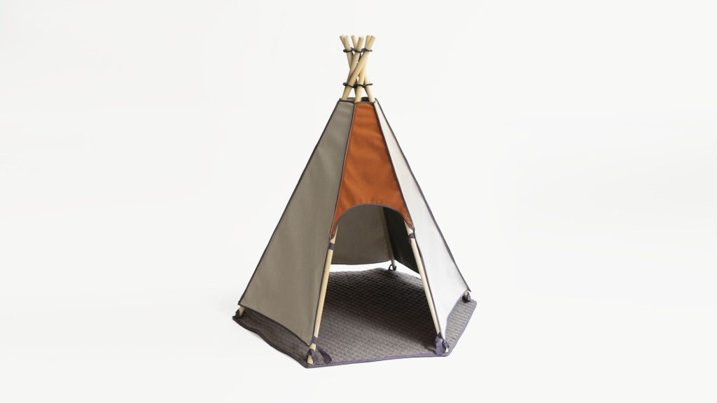 Tepee- AntonioDeMarco - Studio